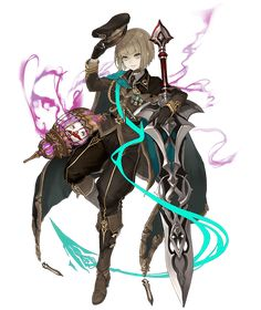 View an image titled 'Gretel, Halloween Job Art' in our SINoALICE art gallery featuring official character designs, concept art, and promo pictures. Anime Fantasy, Fantasy Girl, Final Fantasy, Female Character Design, Character Concept, Character Art, Fantasy Characters, Female Characters, Anime Characters