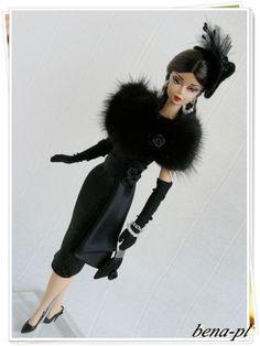 bena-pl-Clothes-for-FR-Victoire-Roux-Silkstone-Vintage-Barbie-OOAK-outfit