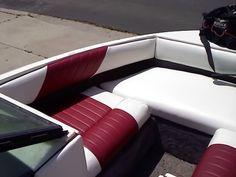 Marine Upholstery SD Boat Upholstery, Boat Seats, Boat Interior, Boat Trailer, Boat Stuff, Yacht Boat, Yacht Design, Fishing Boats, Sd