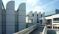 Get more information about the Bauhaus Archive on Hostelman.com #Germany #museum #travel #destinations #tips #packing #ideas #budget #trips