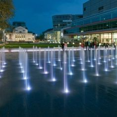 Fountains - Koenig Heinrich Averdung Platz by Agence Ter Landscape Architecture 02