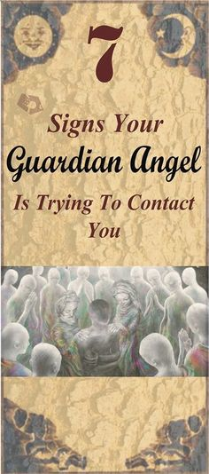Is there something more, beyond all of this and our beliefs - Read This Article and find out about the 7 Signs Your Guardian Angel Is Trying To Contact You - Read & Repin Follow Us
