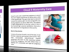 Cloud 9 Hospital: A Reliable Maternity Centre