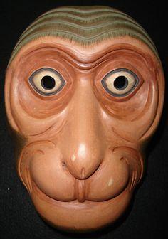 Noh | Kozaru Noh Mask