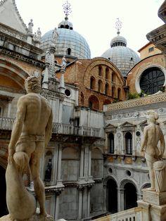 Les géants P. des Doges - Venise