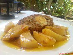 ΜΑΓΕΙΡΙΚΗ ΚΑΙ ΣΥΝΤΑΓΕΣ: Ρολό κιμά με πατάτες, κλασικό Κυριακάτικο φαγητό!! Greek Recipes, Pot Roast, Entrees, Recipies, Pork, Tasty, Chicken, Meat, Cooking