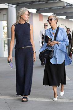 Bastoni di fashion : Style 50+