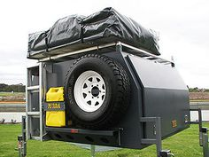 New-2013-Alloy-Offroad-4x4-Canopy-Camper-Camping-Trailer-Kitchen-Service-Body