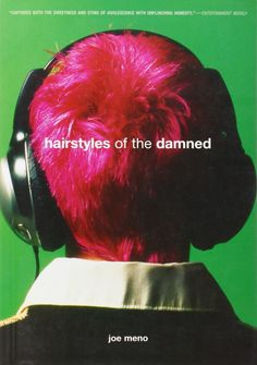 Hairstyles of the Damned, by Joe Meno #reading