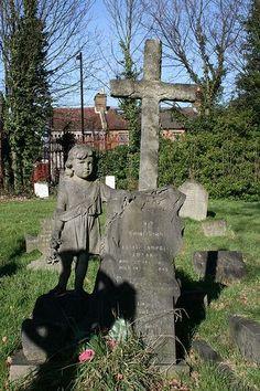 Marker- West Norwood Cemetery - London