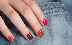 Learn how to DIY the nail art that everyone's repinning like crazy.