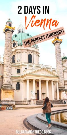 Planning to spend 2 days in Vienna? Here is your perfect Vienna 2 day itinerary - make the most of your stay and see the most important sights.