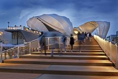 GROHE is proud to support the German Pavilion at Milan Expo 15. #GROHE, #Milan Expo, #bathroom