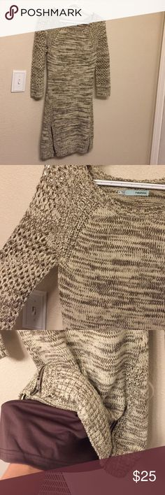 Knit Sweater Dress New without tag! Never worn! Maurices Dresses
