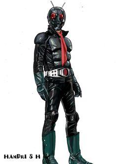 Kamen rider 1