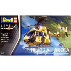 Maquette 1/32 - UH-72A LAKOTA - REVELL