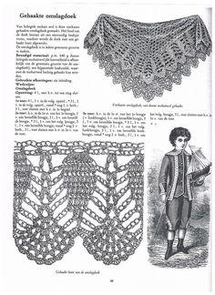 Patroon 1 omslagdoek