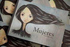 Título: Mujeres Autora: Isabel Ruiz Ruiz Editorial: Ilustropos Páginas: 42 Fecha de publicación: 2015 ISBN: 978-84-608-3717-6 Información editorial Mujeres es un álbum ilustrado en el que se reúnen dieciocho mujeres reales: poetas,