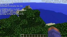 Awesome Survival island, diamonds Minecraft seed 1.7.9