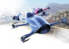 australian start-up alauda has launched its \'airspeeder mark a low altitude single-seat aircraft that merges an car with a racing drone. The World Race, Flying Vehicles, Flying Car, Flying Wing, Goodwood Festival Of Speed, Helicopter Tour, New Travel, Electric Cars, Formula One