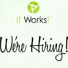 """Need some more income? Tired of living paycheck to paycheck? Join #ItWorks today! #BonusesGalore  Visit: www.brittanygalloway.com all my imformation is on there under the """"contact me"""" section!"""
