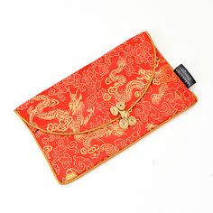 Juzu Bags - Lotus Lion Design