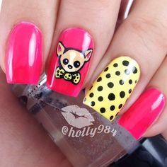 Instagram photo by holly984 #nail #nails #nailart