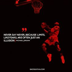 Michael Jordan | Frases | Bauhaus Media Production | bhcreativa.com