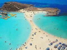 Shallow Waters.. Nissi Beach, Cyprus