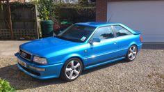 My Audi S2