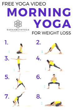 One of the best ways to have relief from lower back pain is through Hatha Yoga exercises. Yoga poses can help the symptoms and root causes of back pain. Yoga Vinyasa, Yoga Bewegungen, Yoga Pilates, Yoga Meditation, Simple Meditation, Fat Yoga, 15 Minute Morning Yoga, Morning Yoga Routine, Morning Yoga Workouts