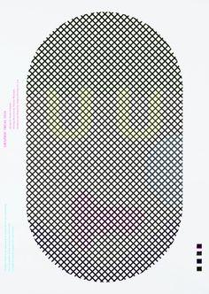 design by Naoko Fukuoka woolen graphic trial 2010