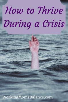 We all experience crisis situations in our lives. They can be difficult, but we are still able to thrive during a crisis. You do not need to fall apart during difficult times. Everything Has Change, Thing 1, Work From Home Moms, Finding Joy, Working Moms, Mom Blogs, Parenting Advice, Our Life, Life Is Good
