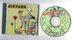 NIRVANA : INSECTICIDE Geffen Records Cd Compact Disc Free S/H USA