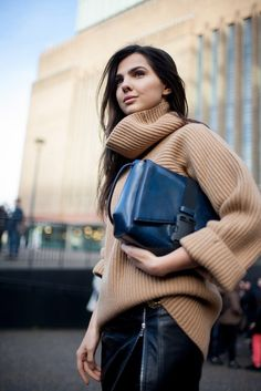 Street Style RTW Fall 2016 • WMN ISSUE