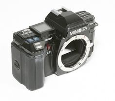 Minolta Maxxum 7000 AF just got a second one of these and a lenses and accessories for free :)