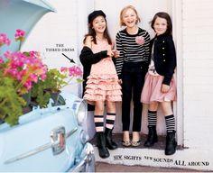 """Gap """"Brick Lane Collection"""" clothing"""