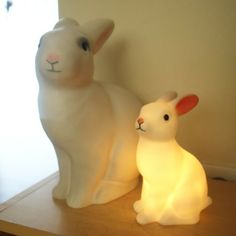 http://ditto.gsshop.com/ rabbit lamp and night light