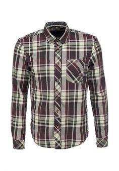 Рубашка Tom Tailor Denim мужская. Цвет: мультиколор. Сезон: Осень-зима 2013/2014. С бесплатной доставкой и примеркой на Lamoda. http://j.mp/1n5cyhx