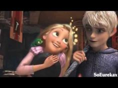 Jack Frost/Rapunzel - You and Me - YouTube