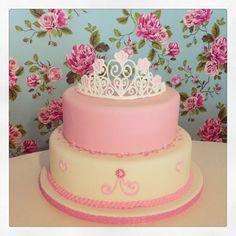 Tiara taart van Royal Icing
