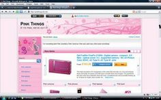 Shop Pink Things