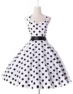 Threeseasons Women Vintage Dresses Blue Polka Dots 50s Rockabilly Wiggle Party Dress Threeseasons http://www.amazon.com/dp/B00V5P6Z30/ref=cm_sw_r_pi_dp_EB2Bvb1SXD6C9