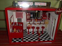 Coca Cola Express Room Box | eBay