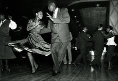 Harlem's legendary Savoy Ballroom opened March 12, 1926