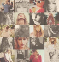 Taylor Alison Swift RED