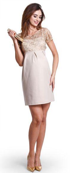 Happy mum - Glossy dress