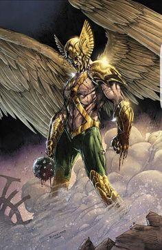 Hawkman Hombre Halcón