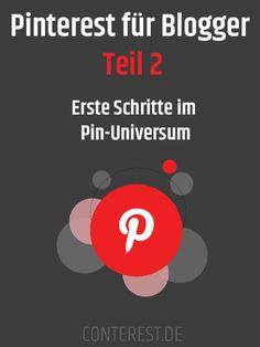 Im 2. Teil der Serie geht es um die vollständige Einrichtung des Pinterest Accounts, um die Sprache, um das Anlegen von Pinnwänden, um das Folgen und Ausprobieren von Pins.
