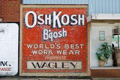 "Missouri, New Madrid, Oshkosh B'gosh ""World's Best Work Wear, Union Made (7,650) | Flickr - Photo Sharing!"
